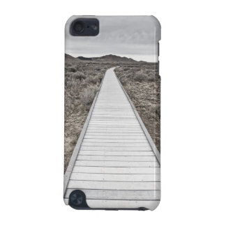 Boardwalk through the desert iPod touch (5th generation) cover