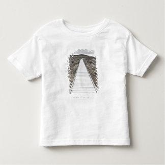 Boardwalk through the desert toddler T-Shirt