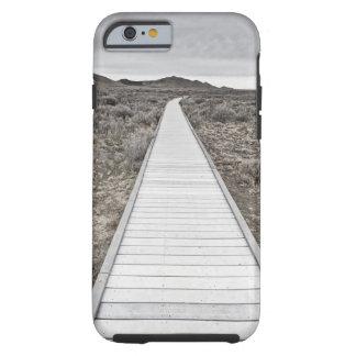 Boardwalk through the desert tough iPhone 6 case