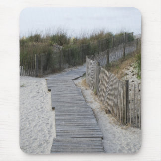 Boardwalk to Beach Mouse Mat