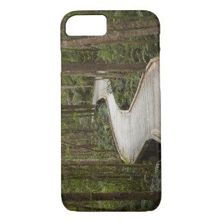 Boardwalk to Nelson Falls, Franklin - Gordon iPhone 7 Case