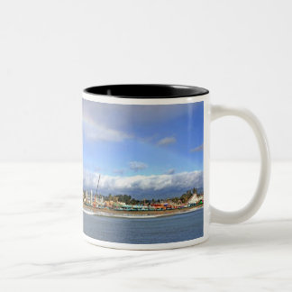Boardwalk Two-Tone Coffee Mug