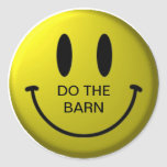 BOARDY BARN TIME STICKERS