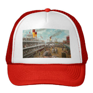 Boat - A vacation to remember - 1901 Cap