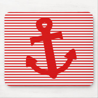 Boat Anchor Mouse Mat