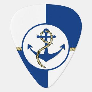 Boat Anchor Plectrum