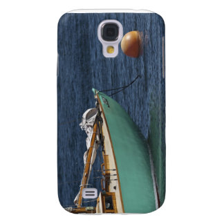 Boat and Buoy Galaxy S4 Case