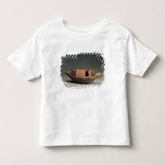 Boat and crew, tomb artefact toddler T-Shirt