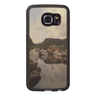 boat and sea iPhone 6 plus case