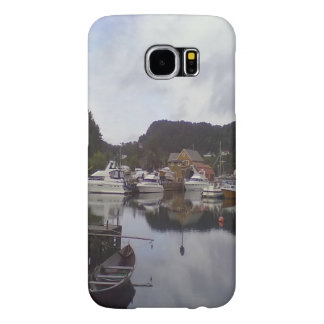 boat and sea samsung galaxy s6 cases