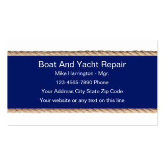 380 yacht business cards and yacht business card for Boat business cards