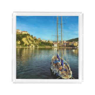 Boat Approaching Shore | Agropoli