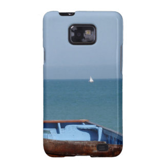 Boat At Deal Galaxy SII Cover