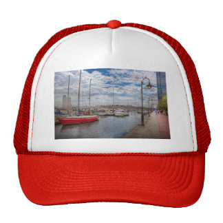 Boat - Baltimore, MD - One fine day in Baltimore Cap