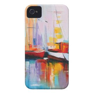 Boat berth iPhone 4 Case-Mate case