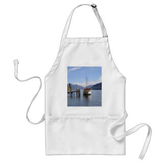Boat by Harbour Standard Apron