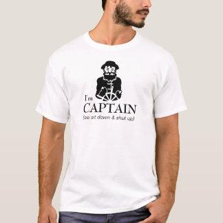 Boat Captain Fisherman T-Shirt