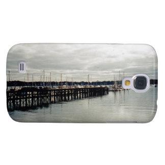 Boat Dock Galaxy S4 Case