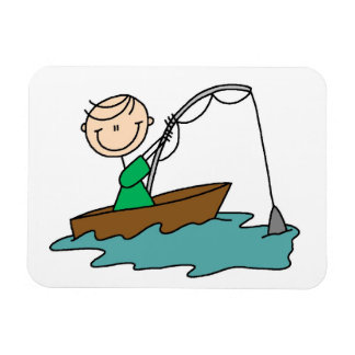 Boat Fishing Magnet