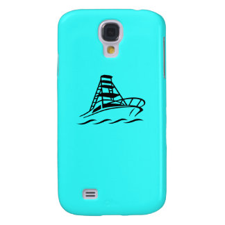 Boat Fonts Galaxy S4 Case