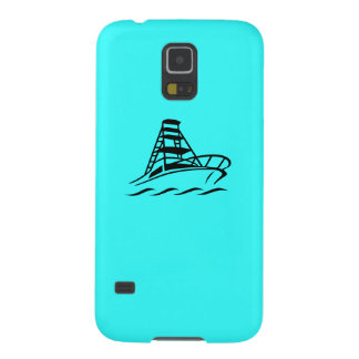 Boat Fonts Galaxy S5 Cover