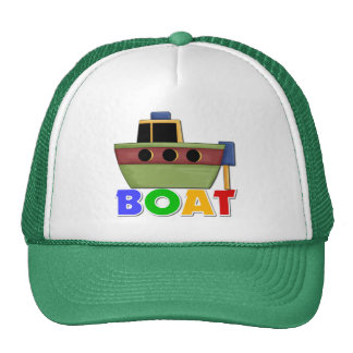 Boat Gift For Kids Hats