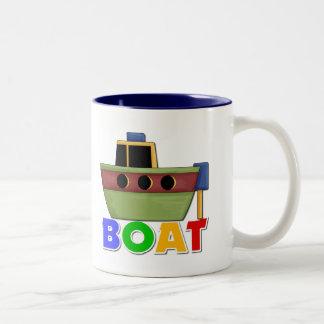 Boat Gift For Kids Mug