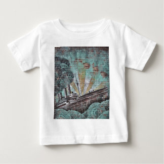 Boat Graffiti Baby T-Shirt