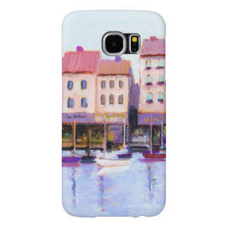 Boat Harbor Samsung Galaxy S6 Cases
