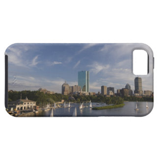 Boat house in the Charles River in The Esplanade iPhone 5 Covers