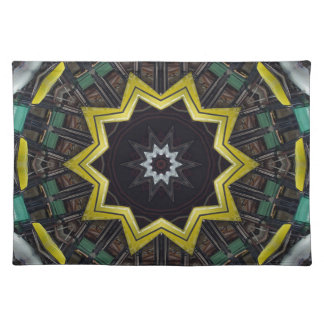 Boat House Kaleidoscope Placemat
