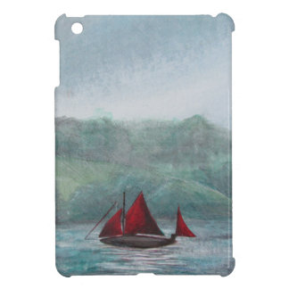 Boat in the Rain Cover For The iPad Mini