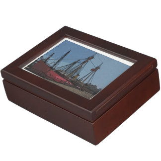 Boat Keepsake Keepsake Box