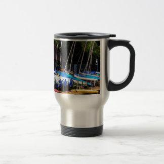 Boat life coffee mugs