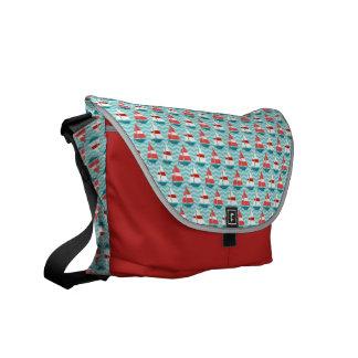 Boat Messenger Bag