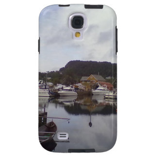 Boat on the sea galaxy s4 case