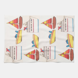 Boat Parade Towel
