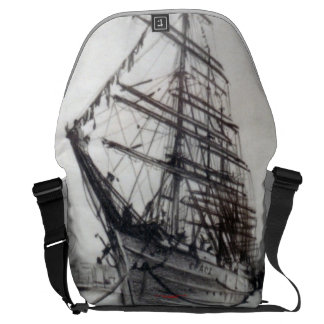 Boat race Cutty Sark/Cutty Sark Tall Ships' RACE Messenger Bags
