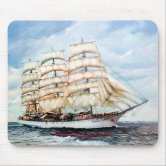 Boat race Cutty Sark/Cutty Sark Tall Ships' RACE Mouse Mat