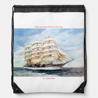 Boat race Cutty Sark/Cutty Sark Tall Ships' RACE Rucksacks