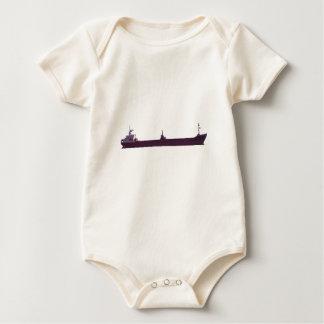 Boat Ship Baby Bodysuit