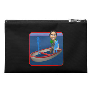 Boat Sinking Travel Accessory Bag