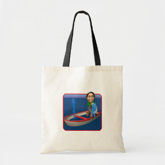 Boat Sinking Canvas Bags