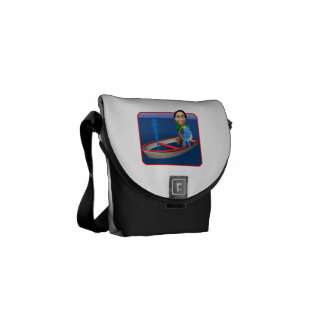 Boat Sinking Courier Bag