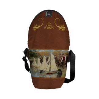 Boat - Sorry kids this ones mine 1910 Courier Bags