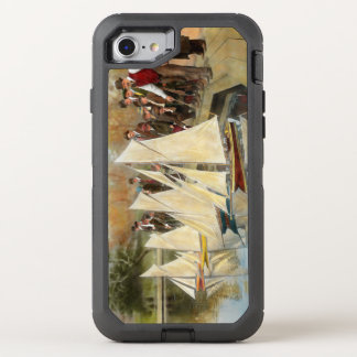 Boat - Sorry kids this ones mine 1910 OtterBox Defender iPhone 7 Case