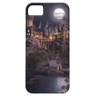 Boat to Hogwarts Castle iPhone 5 Case