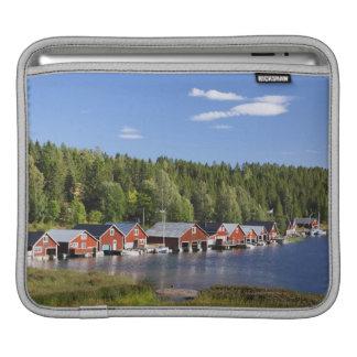 Boathouse at The High Coast iPad Sleeve