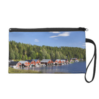 Boathouse at The High Coast Wristlet
