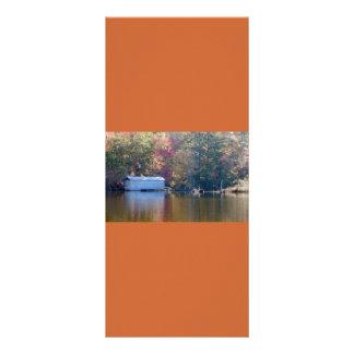 Boathouse on Blount's Creek - Chocowinity, NC Full Color Rack Card